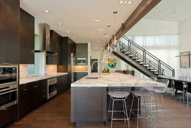 Contemporary Kitchens Gallery
